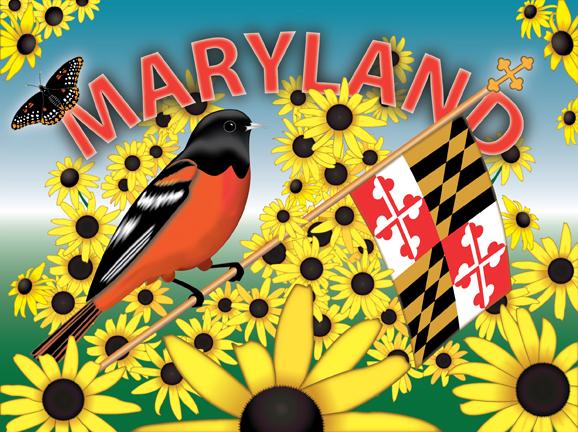 MARYLAND COLLAGE: sublimetiles.com/designs.htm